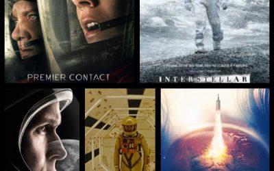 Le voyage dans l'espace au cinéma